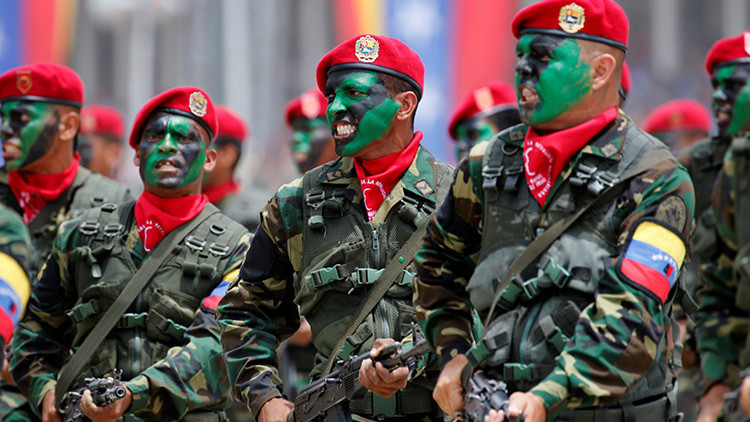 """""""La oposición venezolana necesita un Ejército nortamericanizado"""""""