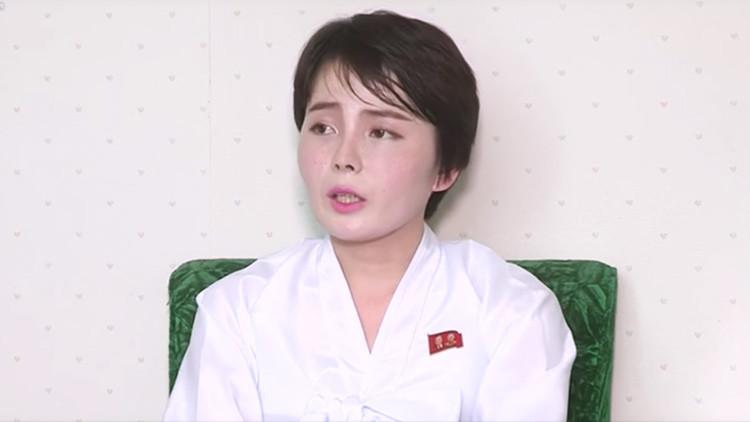 """Una norcoreana que volvió a su país natal: """"La vida en Corea del Sur era un infierno"""""""