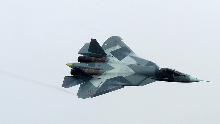 Anticipan algunas de las ventajas que ofrece el futurista caza T-50