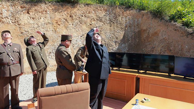 """Jefe de Inteligencia: """"Cada lanzamiento acerca a Corea del Norte al club nuclear"""""""