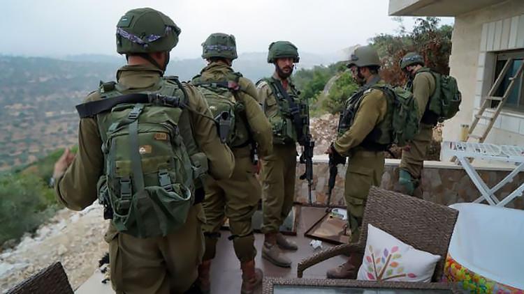 Israel envía miles de tropas adicionales a Cisjordania tras el ataque a cuatro de sus ciudadanos