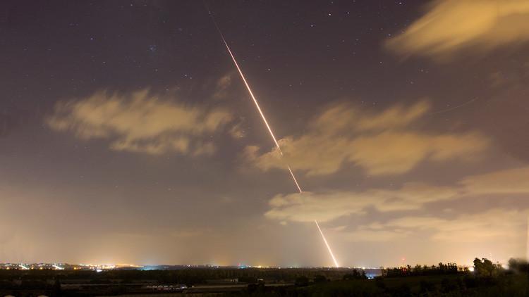 Lanzan un misil hacia Israel desde la Franja de Gaza