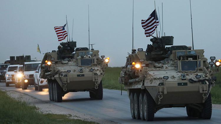"""Alto cargo militar de EE.UU.: """"Rusia puede preguntar en cualquier momento qué hacemos en Siria"""""""