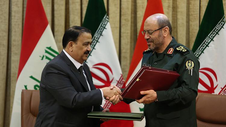 Irán e Irak acuerdan una acción conjunta contra los terroristas y extremistas