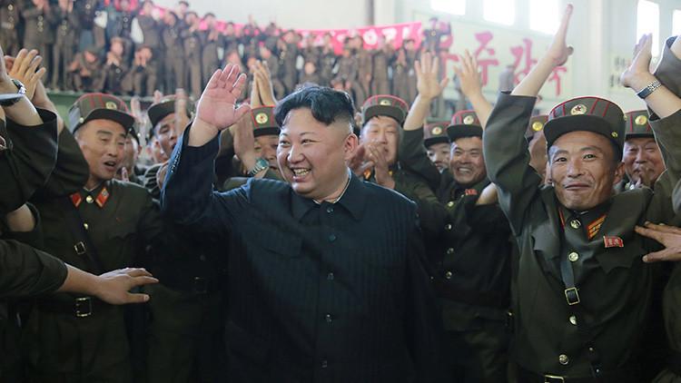"""""""Una de las más inusuales"""": esto es lo que debe saber sobre la Marina de Guerra de Corea del Norte"""