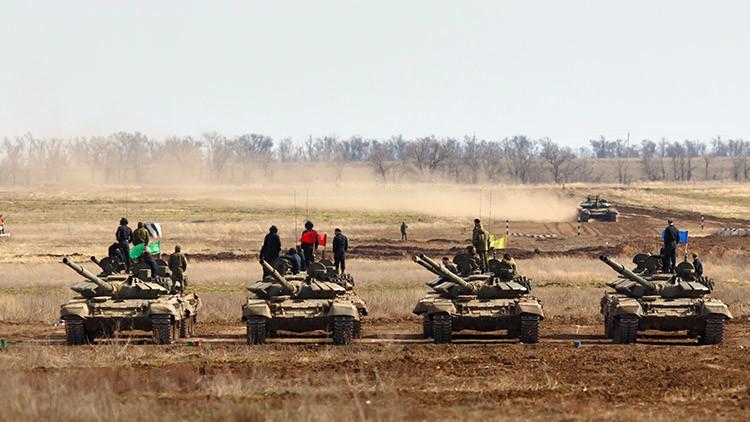 Rusia da la bienvenida a más de 1200 participantes de los Juegos Militares Internacionales