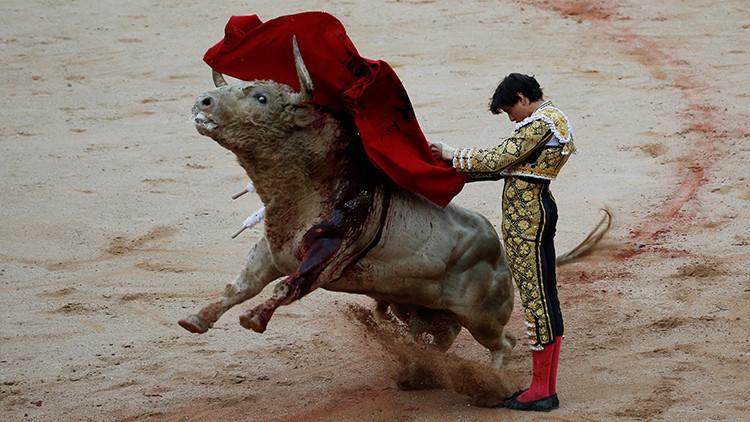 España: Aprueban una ley que prohíbe el sufrimiento físico y psíquico del toro en las corridas