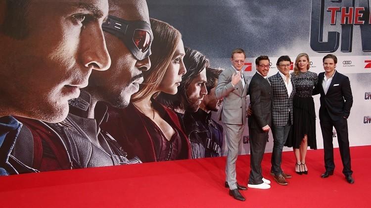 Filtran el tráiler secreto de 'Avengers: Guerra del infinito'