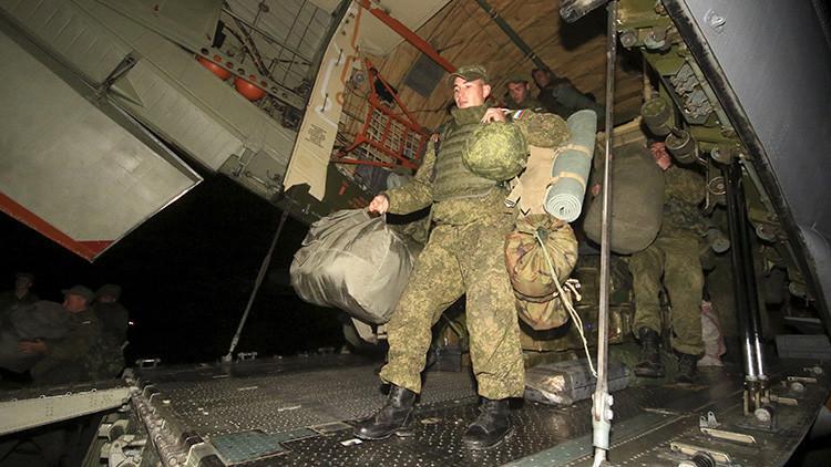 Irak está interesado en contar con presencia militar rusa en el país