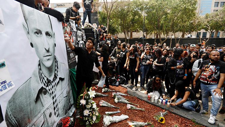 """""""Tus demonios eran parte del trato"""": Mensaje de 'Linkin Park' tras el suicidio de Chester Bennington"""