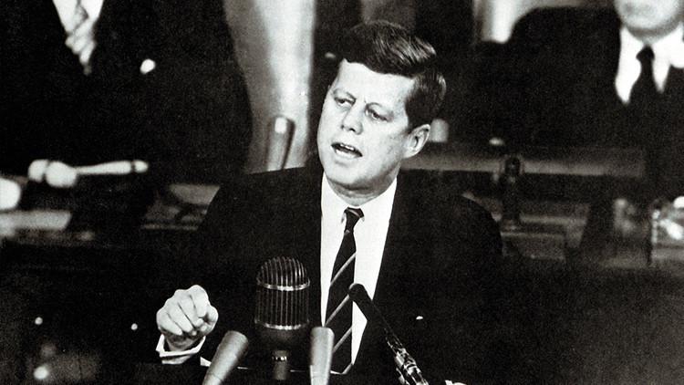 Revelan documentos de la CIA y el FBI sobre el asesinato de John F. Kennedy