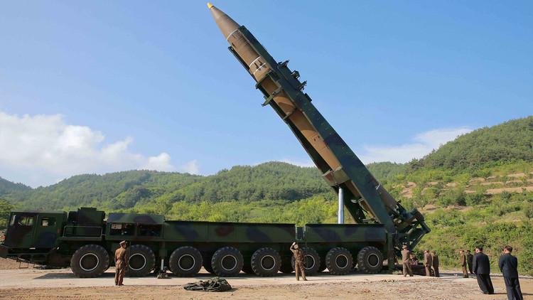 Corea del Norte podría efectuar una nueva prueba de misiles esta misma semana