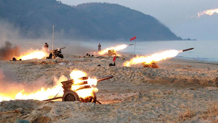 """Jefe del Estado Mayor de EE.UU. revela por qué sería """"horroroso"""" un conflicto militar con Pionyang"""