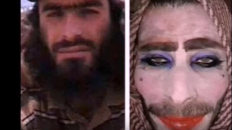 FOTOS, VIDEO: Miembro del Estado Islámico 'se pone guapo' para huir pero le 'traiciona' la barba