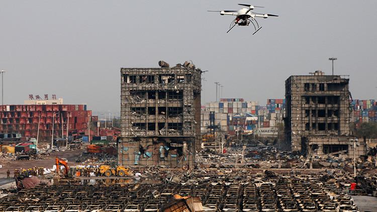 Drones comerciales con explosivos podrían volar a EE.UU. desde África en unos cinco años