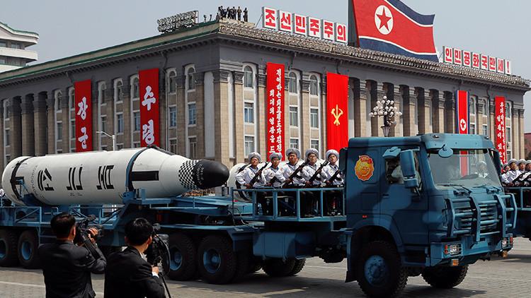 EE.UU: Corea del Norte sería capaz de lanzar un misil balístico intercontinental el año que viene