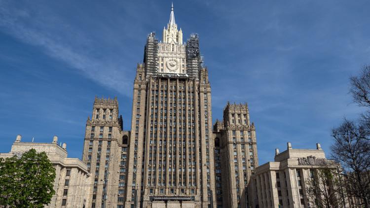 """Rusia: """"EE.UU. es una fuente de amenazas"""""""