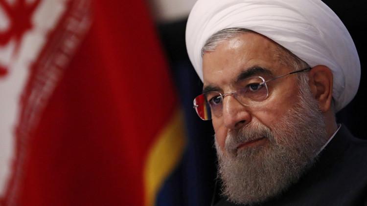 """Presidente de Irán: """"Reforzaremos nuestras armas defensivas en respuesta a las sanciones de EE.UU."""""""
