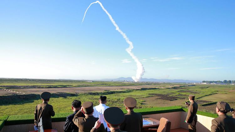 Corea del Norte puede lanzar mañana un misil balístico intercontinental
