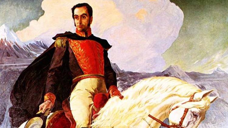 Simón Bolívar también vive en EE.UU.