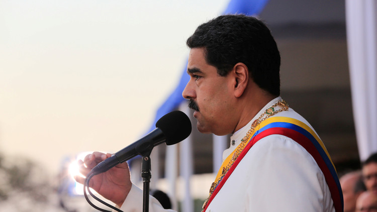 """""""Las sanciones de EE.UU. son una victoria, un honor para Venezuela"""""""