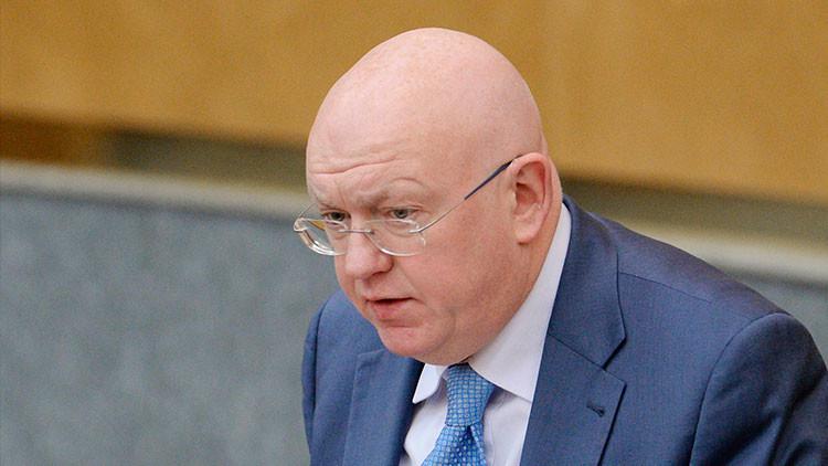 Vasili Nebenzia, nuevo representante permanente de Rusia en la ONU