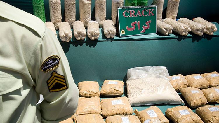 Irán analiza un plan para distribuir drogas diluidas a los adictos