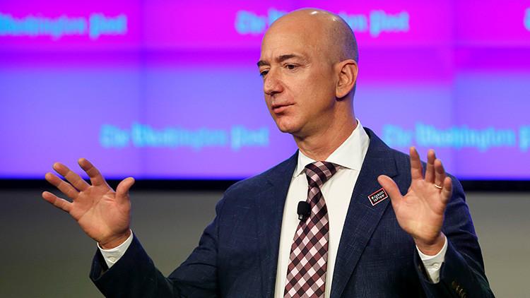 El dueño de Amazon se convierte en el hombre más rico del mundo