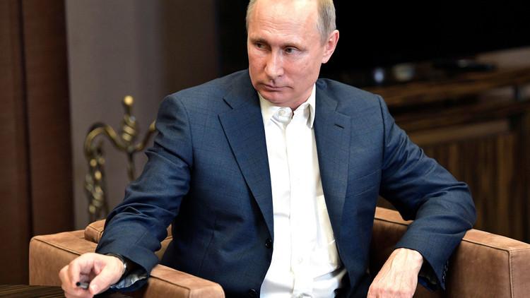 """Putin: """"Tendremos que responder a la grosería hacia nuestro país"""""""