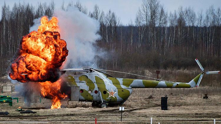 El Ejército ruso recibirá revolucionarias minas anti-helicóptero