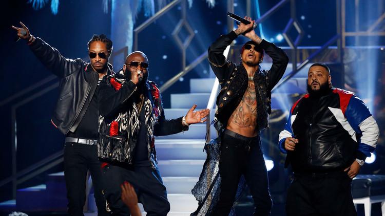 Malas noticias para los roqueros: El hip hop destrona por primera vez en la historia al rock