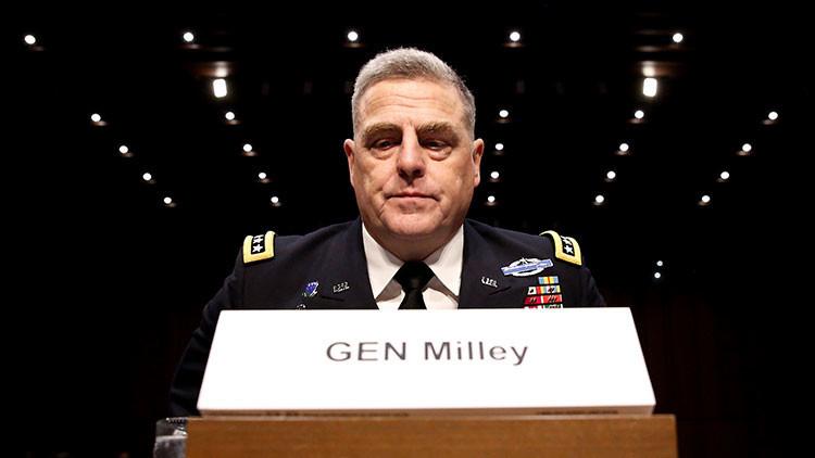 """Ejército de EE.UU.: """"Rusia es el único país que representa una amenaza para nuestra existencia"""""""