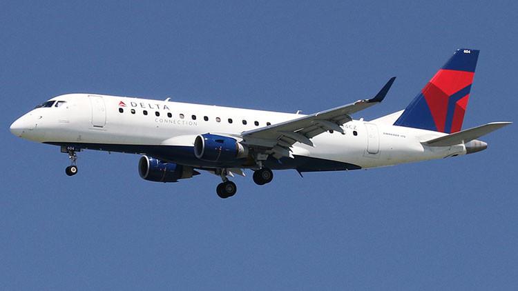 La aerolínea de EE.UU. Delta Airlines anuncia que dejará de volar a Venezuela