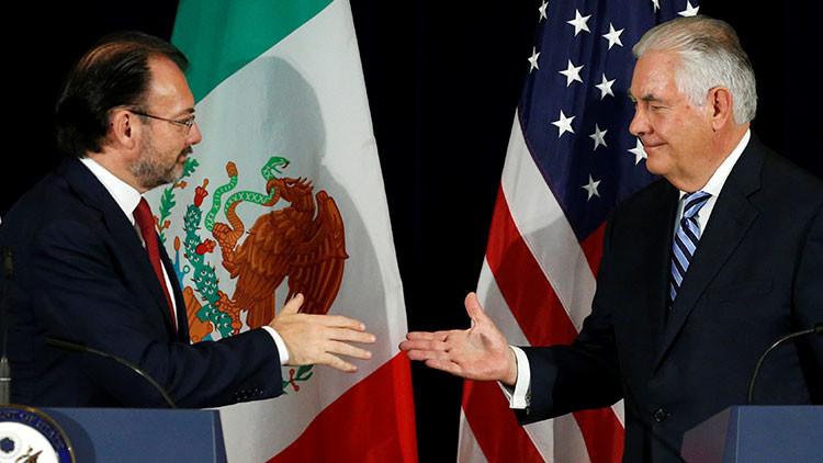 México apoya las sanciones de EE.UU. contra Venezuela