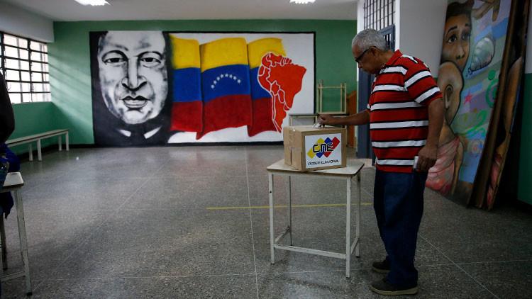 """Venezuela prohíbe todas aquellas acciones que """"perturben"""" las elecciones del próximo domingo"""