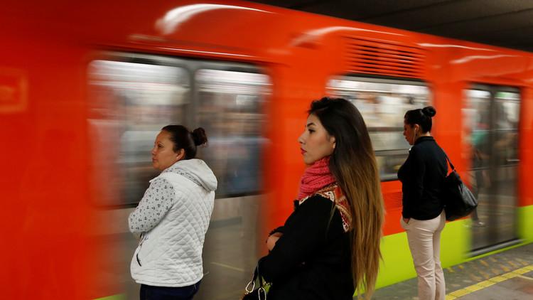 Ciudad de México: Al menos 35 personas resultan intoxicadas por humo en el metro (VIDEOS)