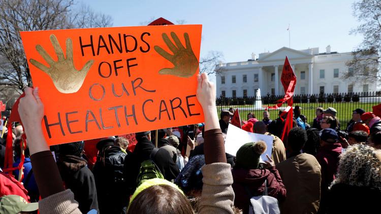 El Senado de EE.UU. vota en contra del proyecto de ley para revocar el Obamacare