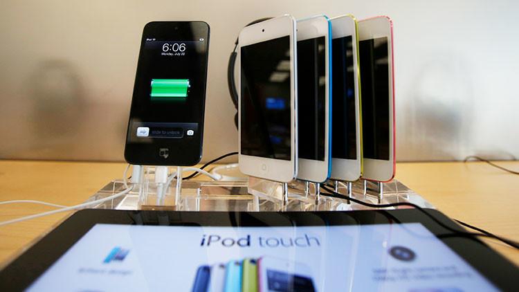 Apple retira de la venta varios modelos de iPod