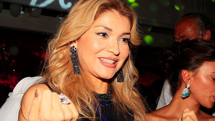 Uzbekistán revela que pasó con la hija de su difunto presidente 'desaparecida' en 2013