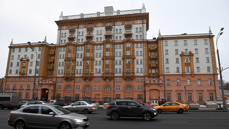 """Embajador de EE.UU. en Rusia, sobre la respuesta a las sanciones: """"Estoy profundamente decepcionado"""""""
