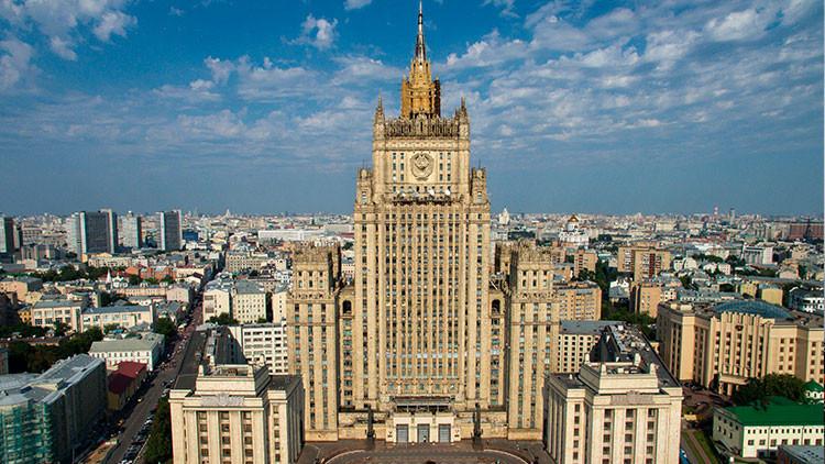 """Rusia: """"EE.UU. trata de intimidar a todo el mundo si no se siguen sus instrucciones"""""""