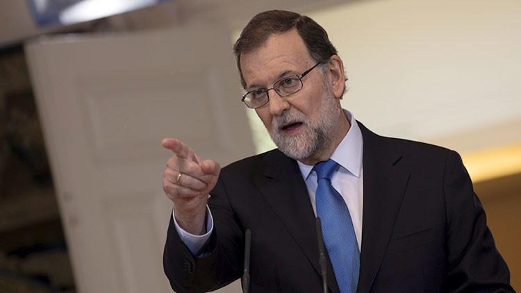 """Rajoy advierte que la crisis en Venezuela alcanzó un """"punto crítico"""""""