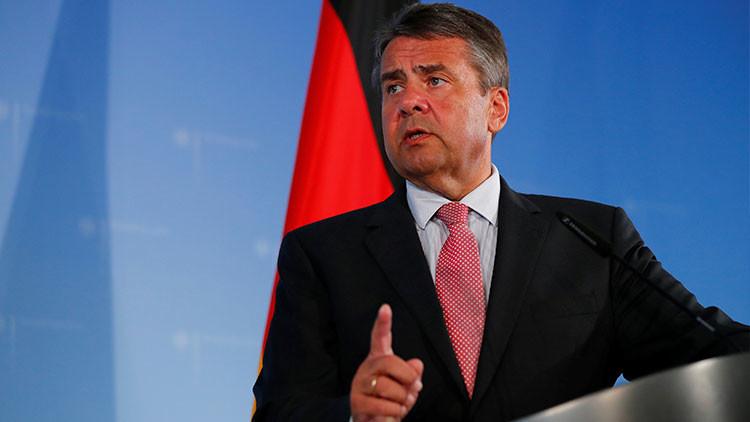 """Alemania: """"No toleraremos la imposición de sanciones de EE.UU. a empresas europeas"""""""
