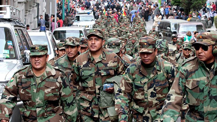 El único país latinoamericano que acepta personas transgénero en su Ejército