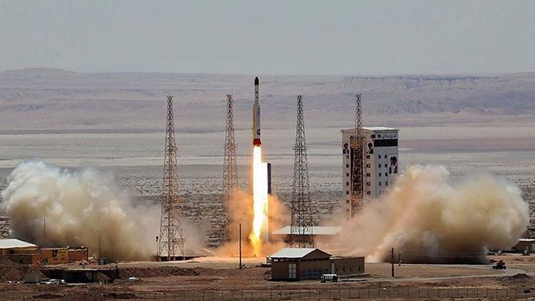 EE.UU. multiplica las sanciones contra Irán por su último lanzamiento de un cohete-portador