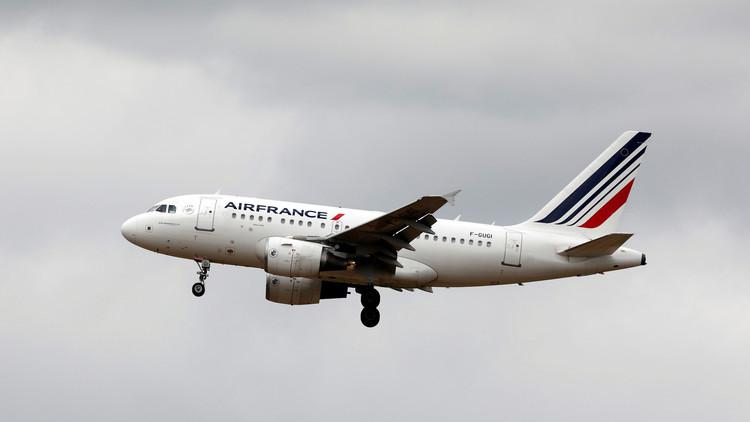 Air France suspende vuelos a Venezuela del 30 de julio al 1 de agosto