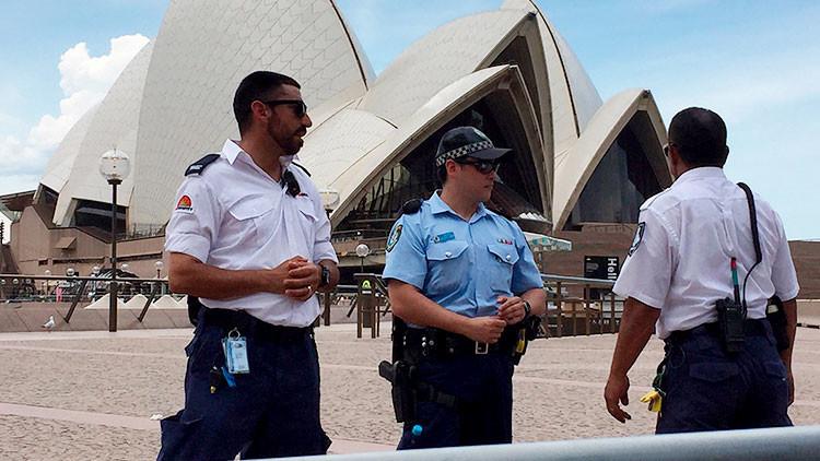 Al menos un detenido en un gran operativo policial antiterrorista en Sídney