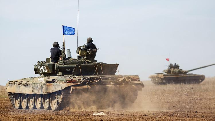 Rusia inaugura los III Juegos Militares Internacionales