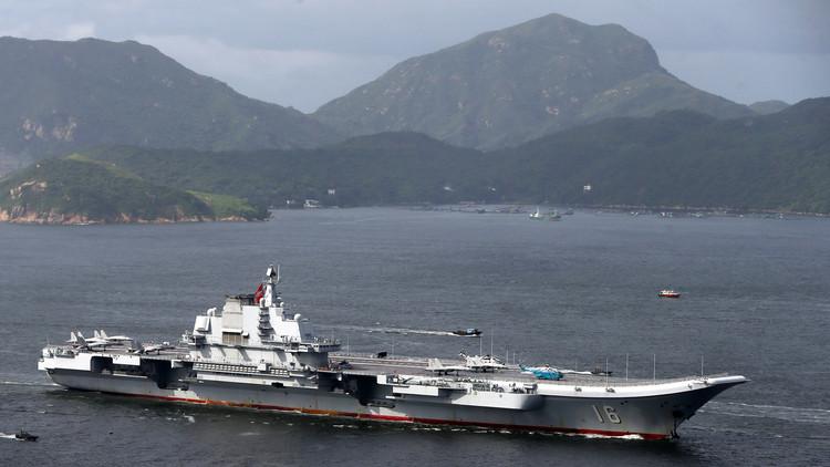 Un video promocional del portaviones chino Liaoning causa furor en las redes
