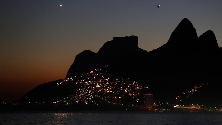 Un actor de 'Ciudad de Dios' es buscado como jefe del narcotráfico en una favela de Río